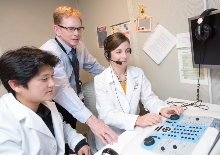 Audiology - AuD | University of the Pacific
